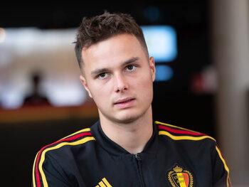 U21 Belgique - Moldavie (15 octobre 2019)