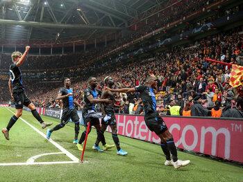 Galatasaray - Club Bruges (26 novembre 2019)