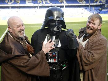 Wanneer Star Wars ook in de voetbalwereld binnendringt