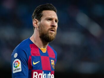 Geen Twitter-account, maar toch scoort Messi op het forum