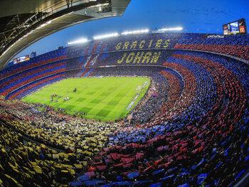 Le Camp Nou, le temple du football où Cruijff et Messi ont écrit l'histoire