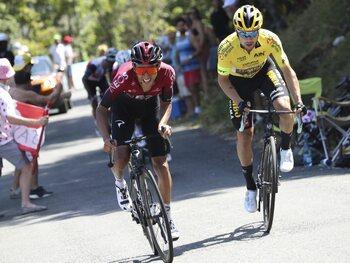 Wordt de Tour een tweestrijd tussen Bernal en Roglic?