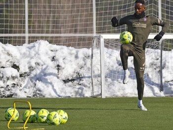 Dembélé uitgeleend aan Atlético Madrid