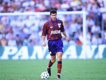 One day, one goal : Zidane donne un coup de pouce à sa carrière lors du match de Coupe UEFA Betis-Bordeaux