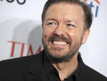 Een idee van Ricky Gervais
