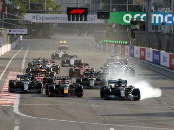 Formule 1 komt naar Frankrijk