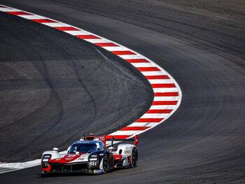 Monza, een voorproevertje met het oog op Le Mans!