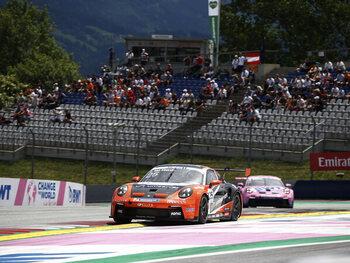 De Porsche Supercup
