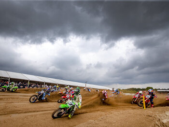 Motorcross in Frankrijk
