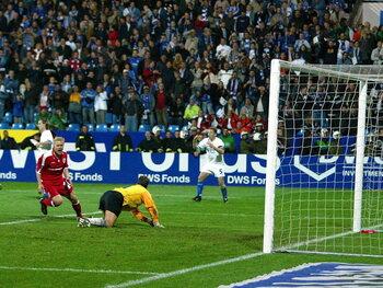 One day, one goal: Jorge Curbelo libère le Standard dans les dernières secondes