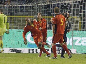 België - Oostenrijk (4-4)