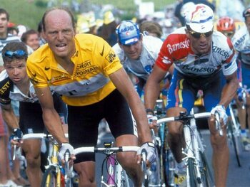 Le Tour 1996 comme apogée