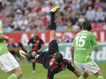 One day, one goal: Derdiyok marque un but qu'on voit «une fois tous les 10 ans»