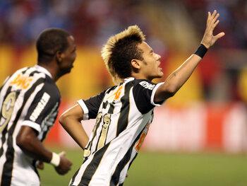 Le slalom de Neymar