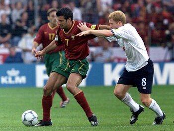 Les matchs de légende : le Portugal signe un incroyable come-back contre l'Angleterre à l'Euro 2000