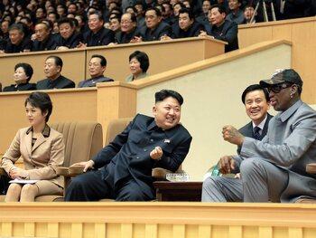 L'ami de Kim Jong-Un