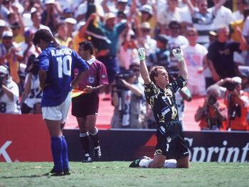 Baggio wint de Gouden Bal maar mist strafschoppen