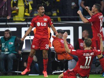 One day, one goal: Bellarabi inscrit le but le rapide de l'histoire de la Bundesliga