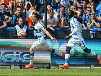 Club Brugge – AA Gent (17 mei 2015)