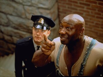 Paul Edgecomb in The Green Mile