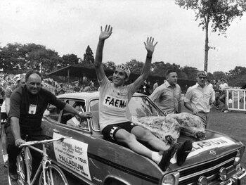 Eerste Tourzege in 1969