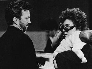 Eric Clapton over een afwezige vader
