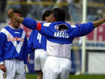 One day, one goal: de legendarische Baggio demonstreert tegen Juventus