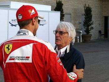 L'homme derrière la commercialisation de la F1