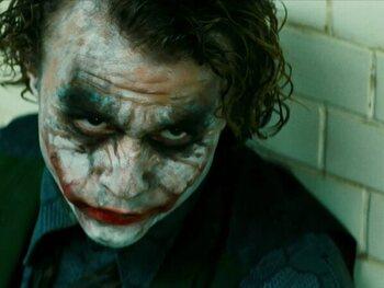 The Joker - 'The Dark Knight'-films