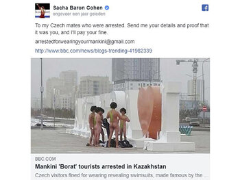 Mankini-toerisme