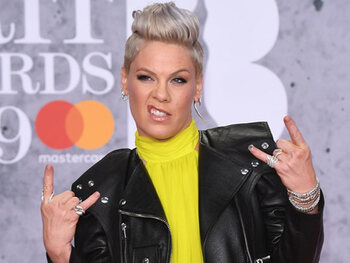 P!nk : la hit machine à la langue bien pendue