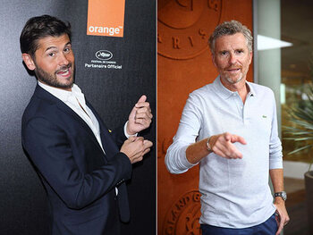 Christophe Beaugrand balance le secret de Denis Brogniart