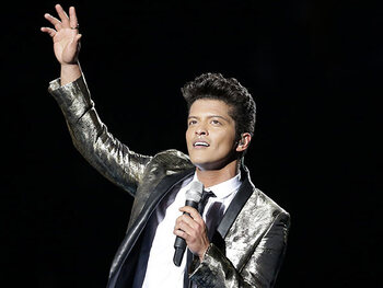 Bruno Mars: de troonopvolger van Michael Jackson