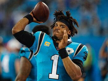 Le mauvais élève de la semaine – Cam Newton (Carolina Panthers)