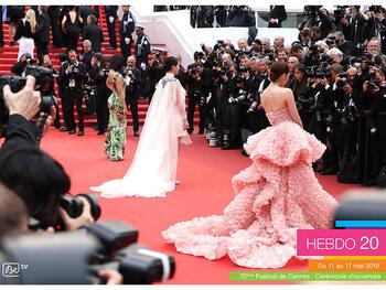 Le 72ème Festival de Cannes : Cérémonie d'ouverture et de clôture