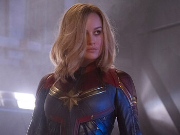 Brie Larson: Oscarwinnares en superheld
