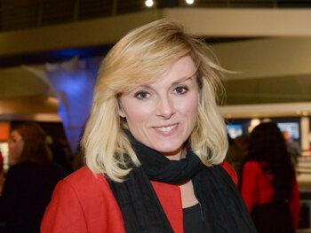 Cathérine Moerkerke opnieuw aan de slag als nieuwspresentatrice