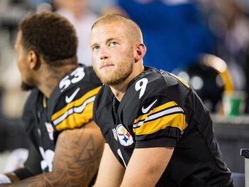Le mauvais élève de la semaine – Chris Boswell (Pittsburgh Steelers)