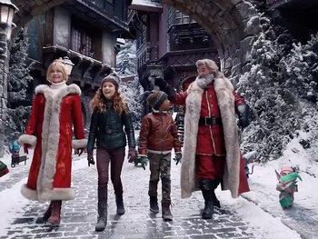 Snuif de kerstsfeer op met de familiefilm The Christmas Chronicles 2