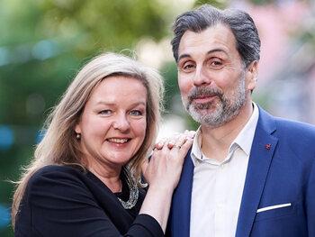 Christophe Deborsu wil datingprogramma met Vlamingen en Walen maken