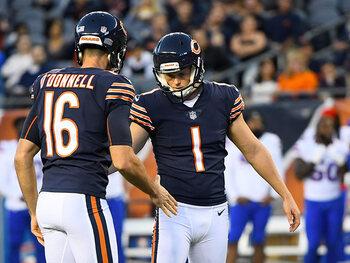 Le mauvais élève de la semaine – Cody Parkey (Chicago Bears)