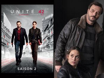 """La saison 2 d'""""Unité 42"""" sur Movies & Series dès le 8 septembre"""