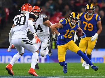 De actie van de week – De double trick play van de Rams