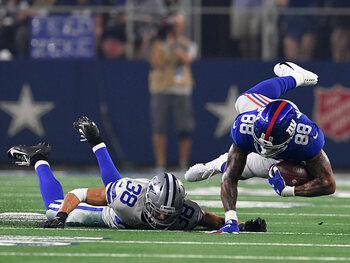 Dallas Cowboys – New York Giants