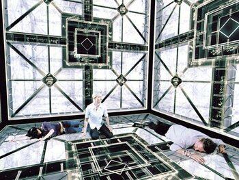 Cube 2: HyperCube / Cube Zero