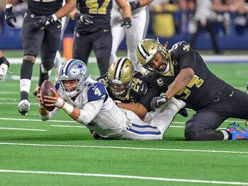 Les tops et les flops de la Semaine 13 en NFL