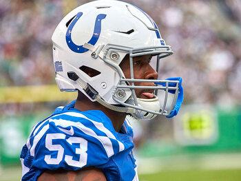 Le joueur de la semaine (Darius Leonard – Indianapolis Colts)