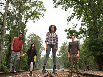 Darkest Minds: Rebellion