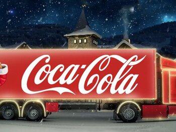 Les pubs de Noël de Coca-Cola