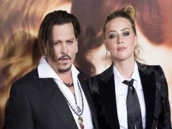 """""""Ex Johnny Depp deed haar gevoeg in bed na een ruzie"""""""